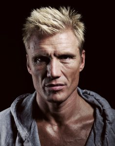 Dolph Lundgren by Glen Burrows www.thosefellas.com